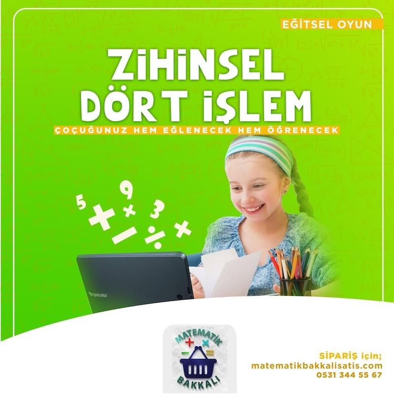 zihinsel_dort_islem